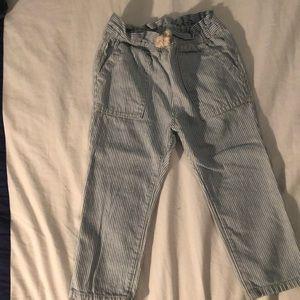 Toddler Denim Pants